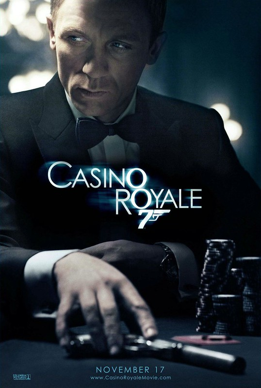 Casino Royale - 2006 - Poster 1