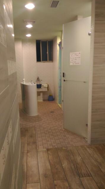 3Sのバスルーム