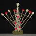 Chanukah11—The Rittners School of Floral Design, Boston