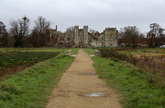 Cowdray Castle, Midhurst