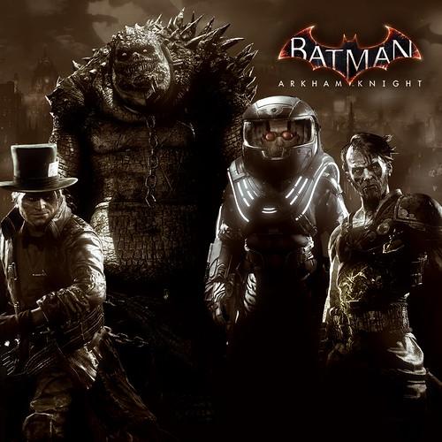 Batman Arkham Knight: Season of Infamy
