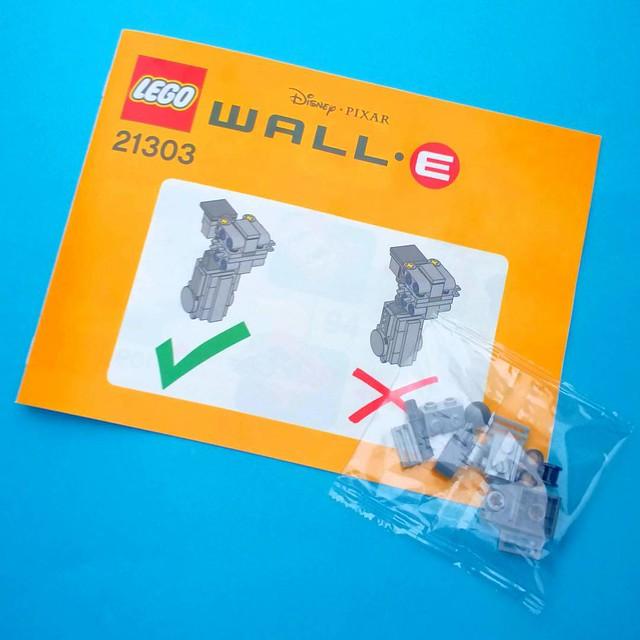 Wall • E - Rework Bag (21303)