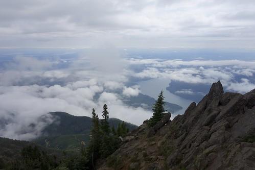 clouds landscape washington hiking olympicpeninsula nationalforest 812 lakecushman mtellinor olympicnationalforest mountellinor mtellinortrail812 mountellinortrail812