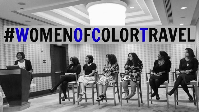 Women Of Color Travel Event