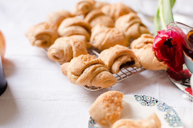 Whole Wheat Crescent Rolls