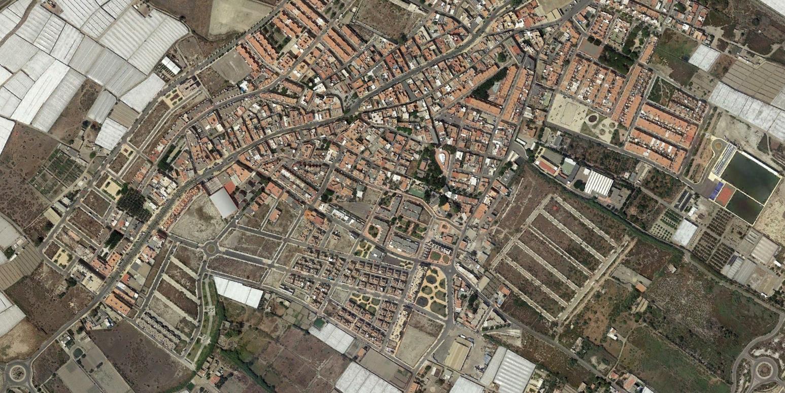 la cañada, almería, peticiones del jorge, después, urbanismo, planeamiento, urbano, desastre, urbanístico, construcción, rotondas, carretera