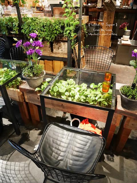 日本東京表參道花店咖啡館Aoyama Flower Market Tea House青山店  (8)