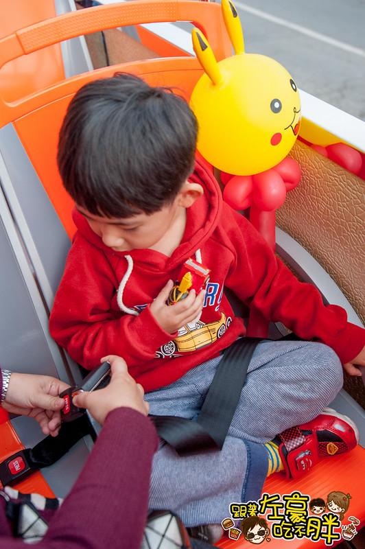 高雄雙層巴士觀光公車(西子灣線)-33
