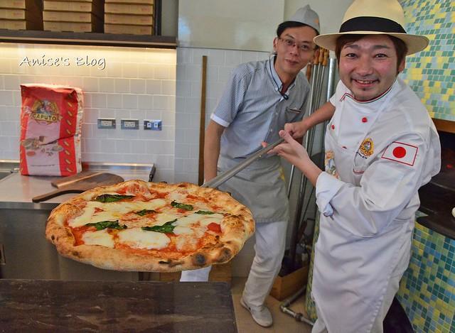Banco 拿坡里Pizza 生麵028
