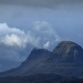 Suilven in the rain by cliveg004