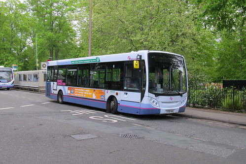 First Hampshire and Dorset 44510 YX58HWJ