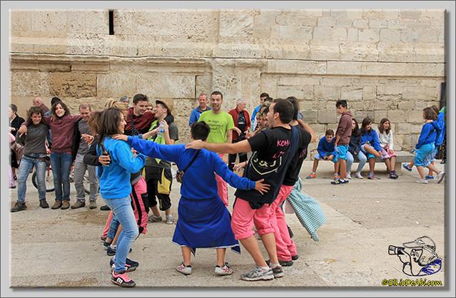 Briviesca en Fiestas 2.015 Segundo encierro Sopas de ajo y encierro infantil (17)