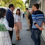 II Feria del Disco de Palencia.   10 al 13 de septiembre de 2015  *Mónica Martínez  /  ASOFED