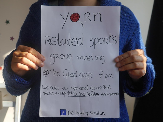 yarn sports meeting group