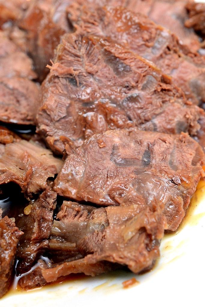 馥家莊 - 超入味牛腱肉