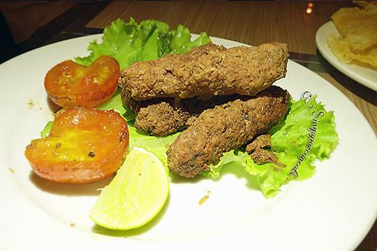 Kosan - Kebab