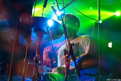 Os Capitães da Areia @ Indie Music Fest 2015
