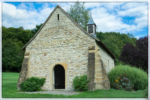Chapelle St-Brice à Hausgauen