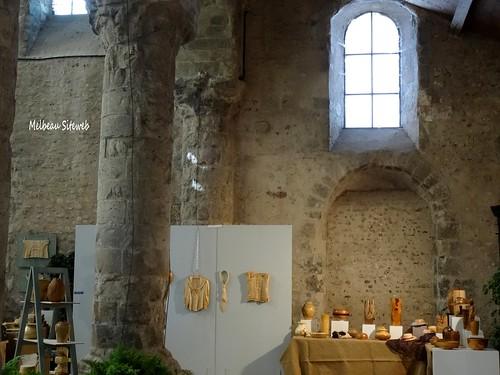 Expo d'art à la collégiale St André