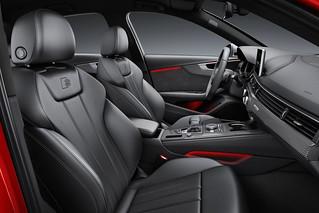 2016 Audi S4 Sedan - Misano Red - 25