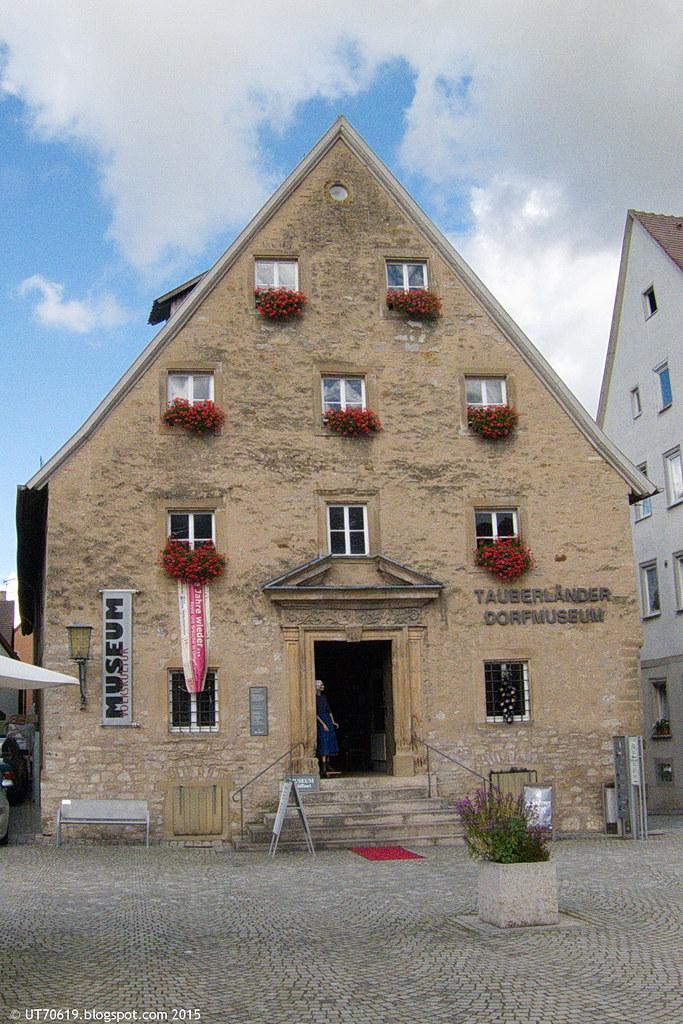 Tauberländer Dorfmuseum