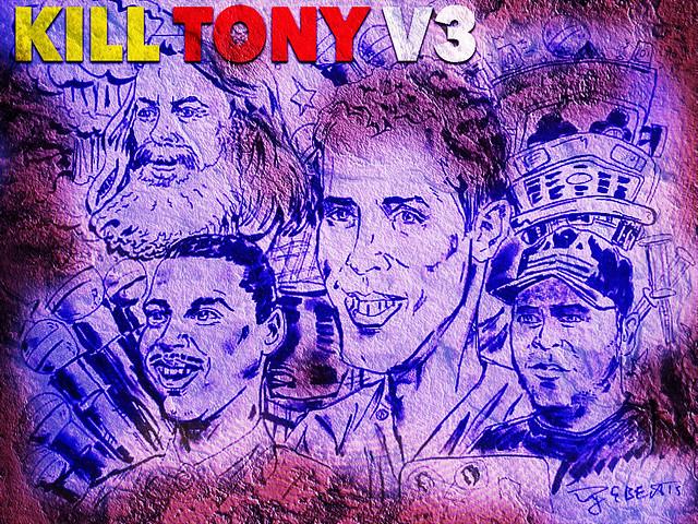 KILL TONY #118