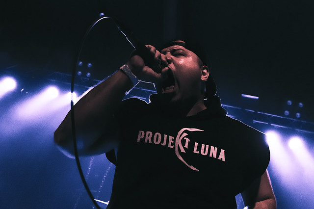 Projekt Luna at The Waiting Room | 9-18-15