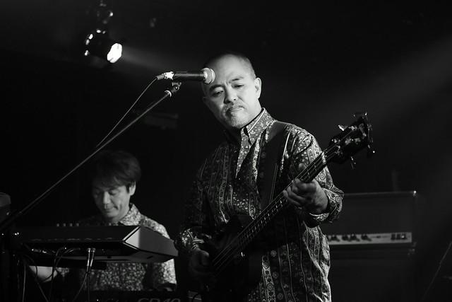 CABU live at 獅子王, Tokyo, 21 Sep 2015. 016