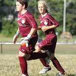 Soccer Burgundy 9/15/2015 Game