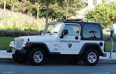 Beverly Hills CA Parking Enforcement - Jeep Wranger (9)