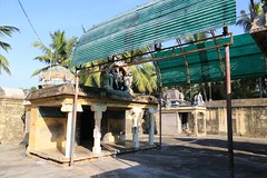 Subramanyar and Mahalakshmi shrines