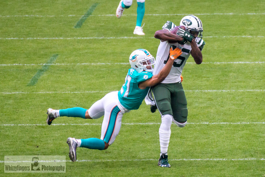 NFL International Series 2015- Jets@Dolphins