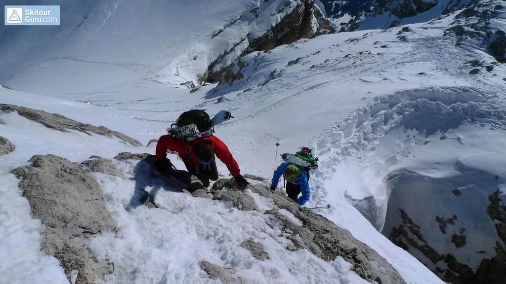 Piz Lavarela (Day 3 H.R. Dolomiti Südtirol) Dolomiti Italy photo 14