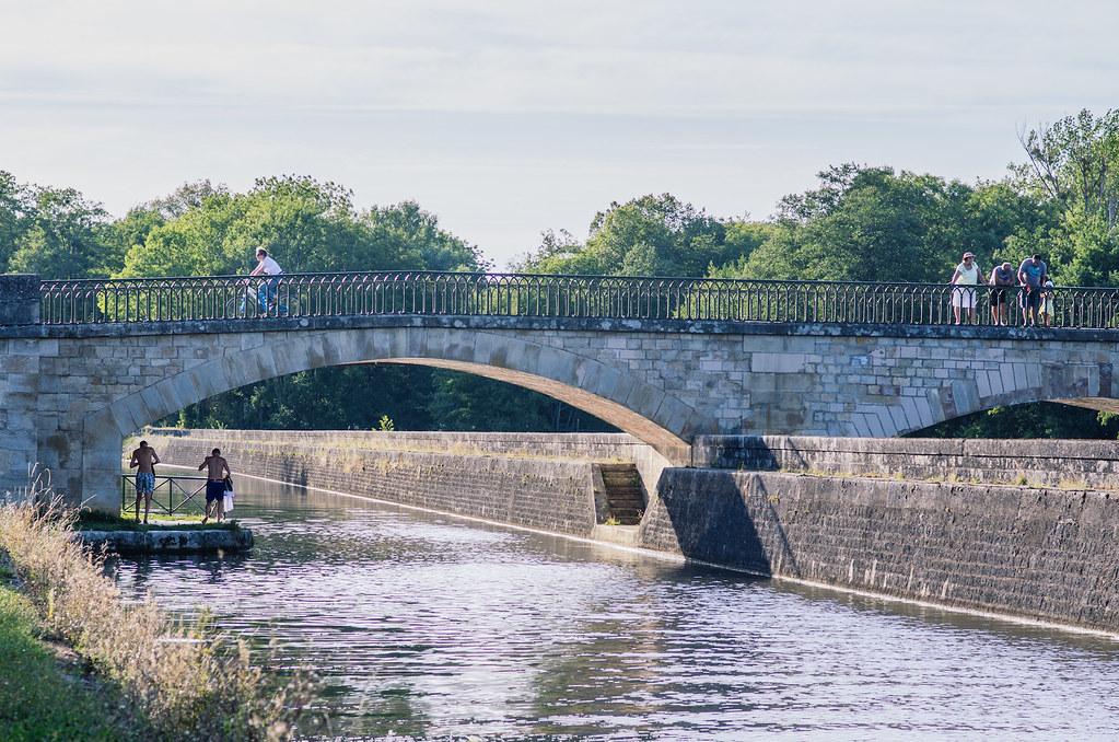 Balade gastronomique dans l'Yonne - Un été au bord de l'eau