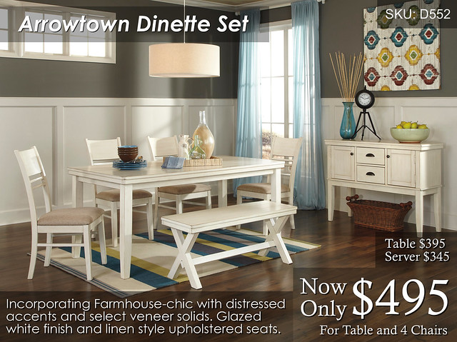 Arrowtown Dinette