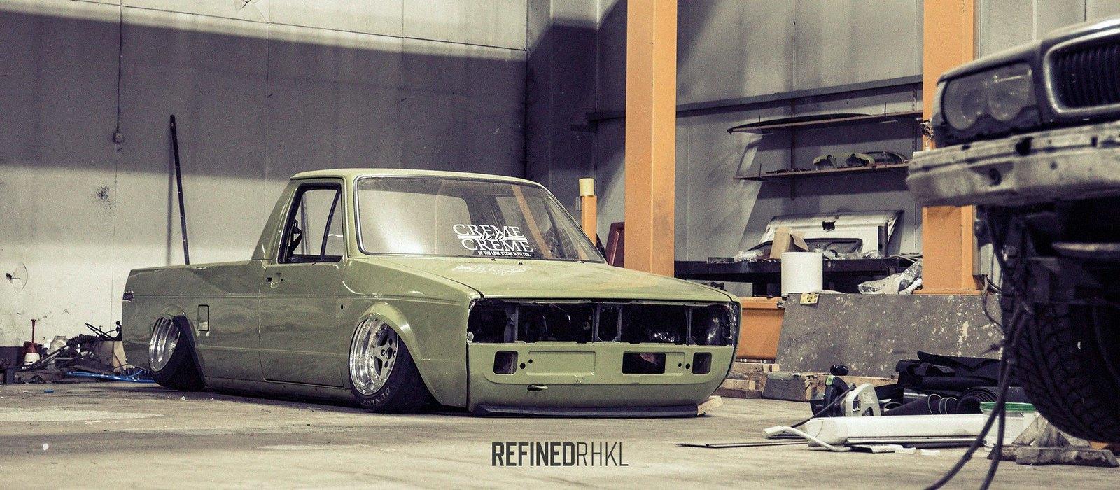 john_gleasy: Rauhakylä Low Lows: VW Caddy 1987 + Allu A6 - Sivu 7 22163460300_a6acceccd6_h