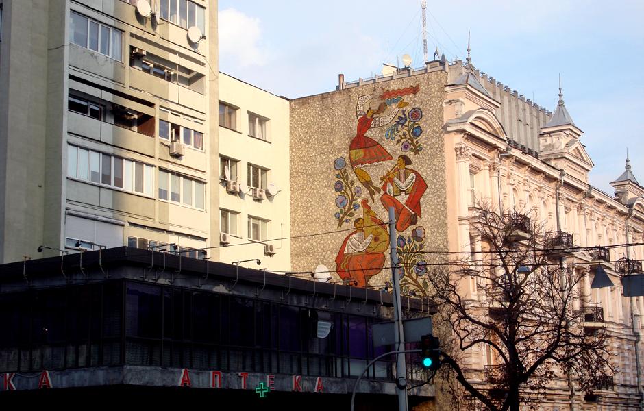 mosaics teatralna