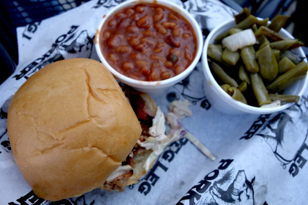 Pulled Pork BBQ Sandwich,Nashville, Tennessee | Islandbell