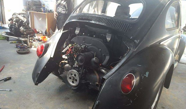 Rich '64 to be 1641 supercharged! - Shoptalkforums com