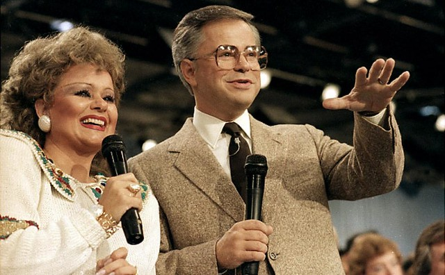 Tammy Faye and Jim Bakker