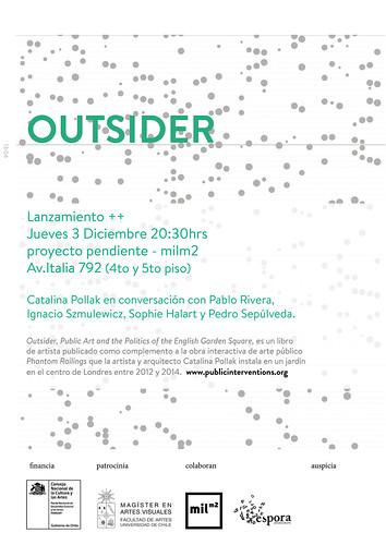 Invitacion Outsider CL milm2