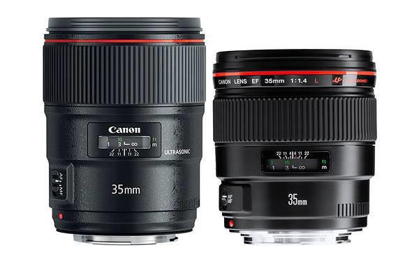 DxO : Le Canon 35mm f/1.4 L II ne parvient pas à battre le Sigma 35mm Art