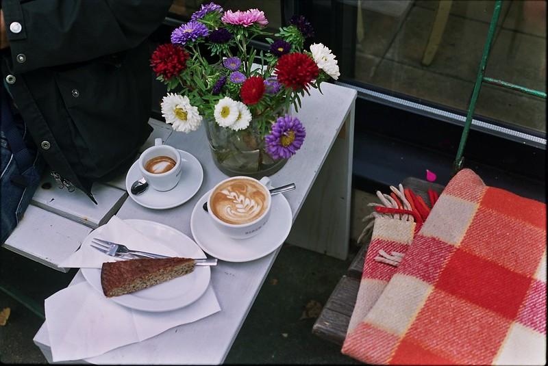 Autumn coffee & cake // schorlemädchen
