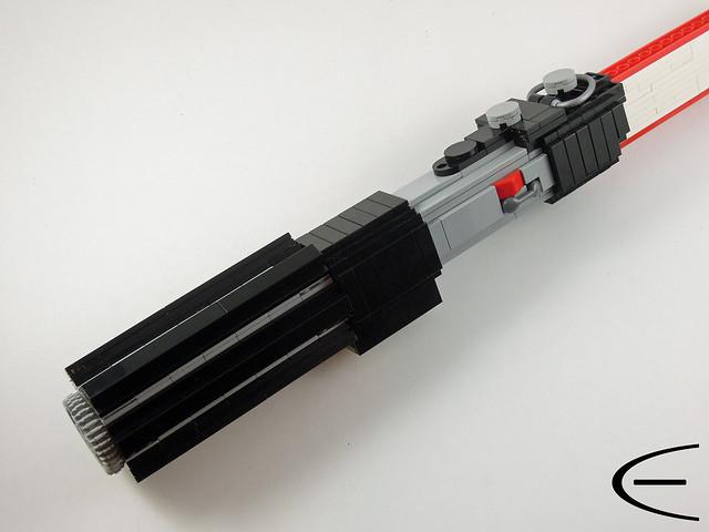 LEGO Darth Vader Lightsaber (1:1)