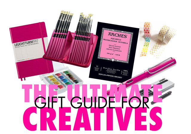 iHanna's Ultimate Gift Guide for Artists and Creatives
