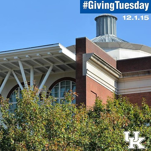 If Black Friday was your old tradition, make #GivingTuesday your new passion. Join us today in a global day of giving, supporting UK & celebrating the generosity of our alumni & friends.   More on how to give: uky.edu/GiveNow  #SeeBlueGiveBlue