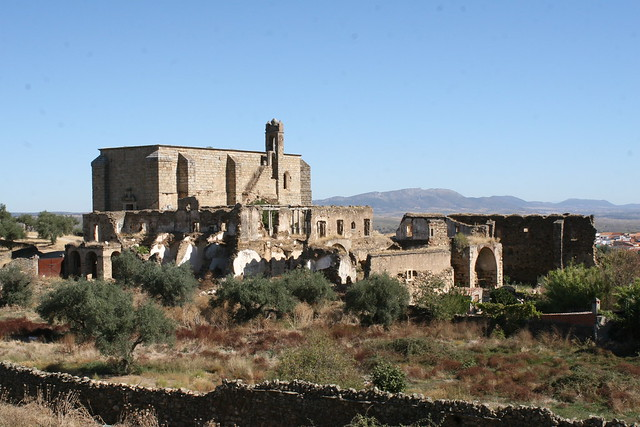 Convent of St. Anthony of Padua, Extremadura, SPAIN