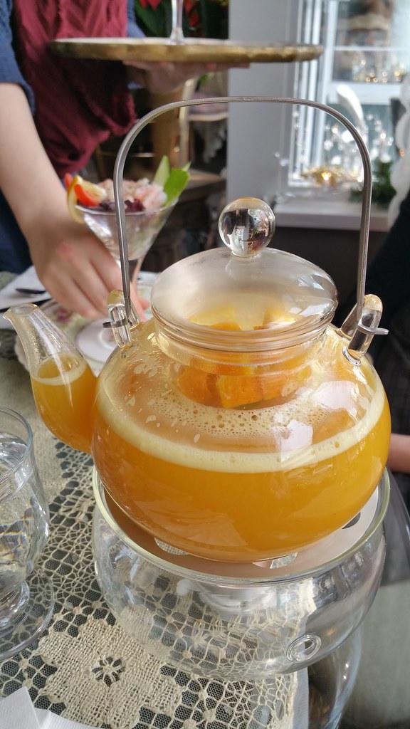 2015-Dec-4 Soffee Cafe - fresh fruit tea