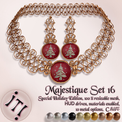 !IT! - Majestique Set 16 Image