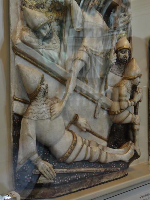 ca. 1400-1420 - 'Resurrection', England, V&A, London, England